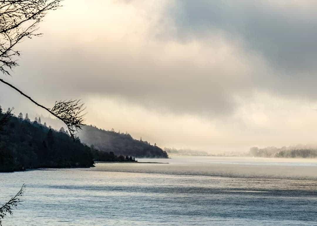 Loch Lochy Scotland