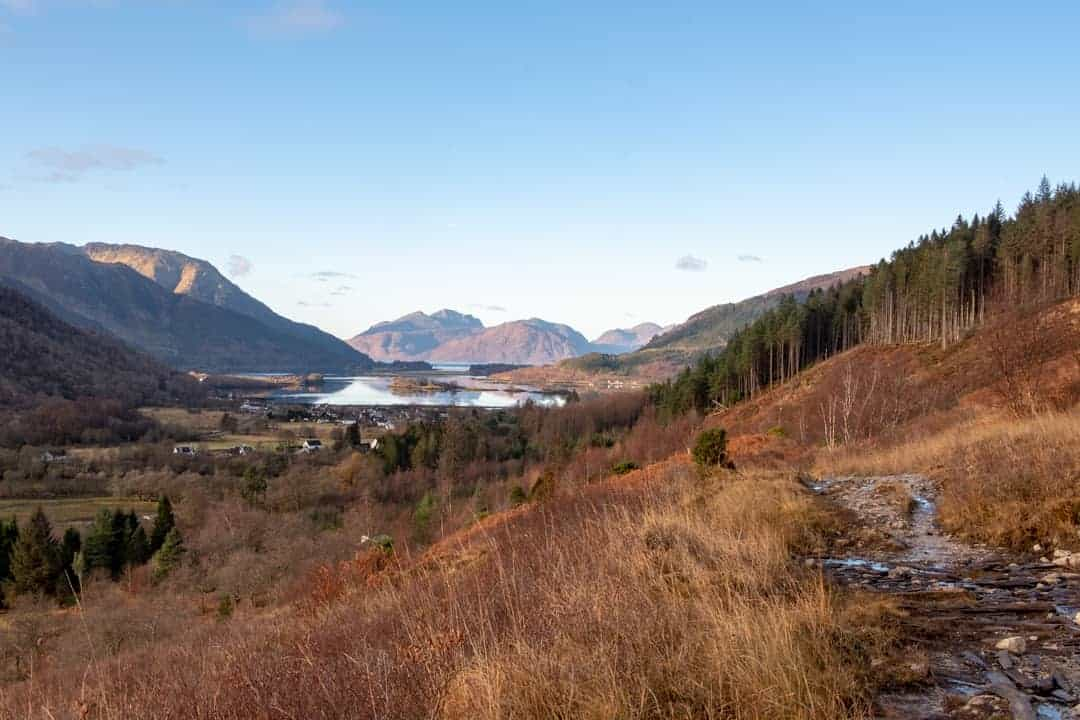 The Pap of Glencoe Hike