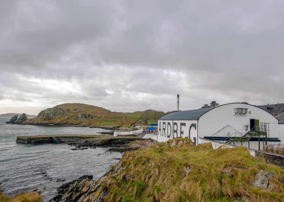 Islay whisky Ardbeg