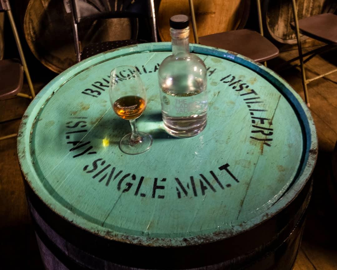 Islay whisky- Bruichladdich