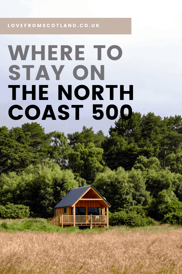 Where to stay on the North Coast 500 - from brilliant small B&Bs to luxury hotels in Inverness, Sutherland, Caithness, Lochinver & Assynt, and Wester Ross & Applecross.