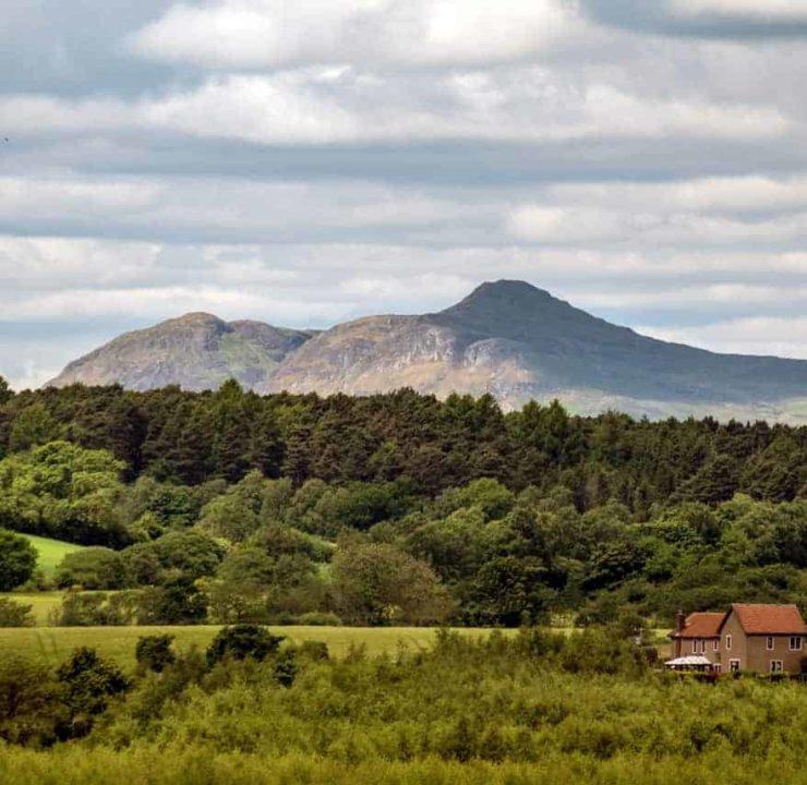 West Fife Woodlands Way Views