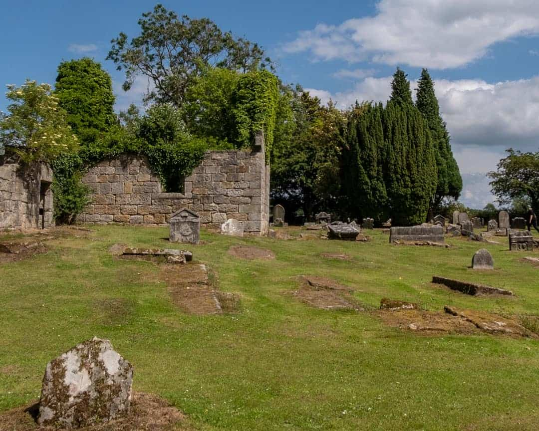 West Kirk Culross Outlander