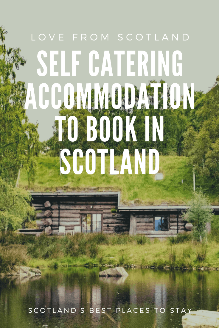 Want to escape to a self-catering cottage in Scotland? From rural boltholes to ultramodern hideaways, here is Love From Scotland's favourite self-catering cottages in Scotland.