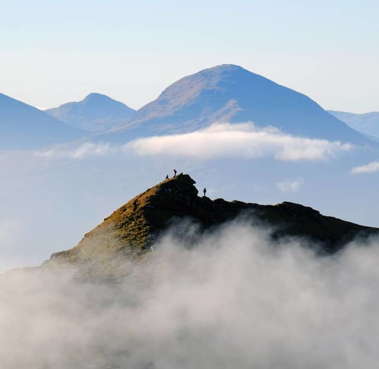How to climb Meall nan Tarmachan [& the Tarmachan Ridge]