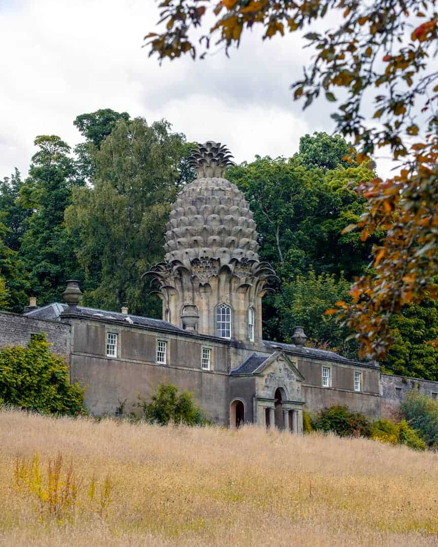 The Dunmore Pineapple