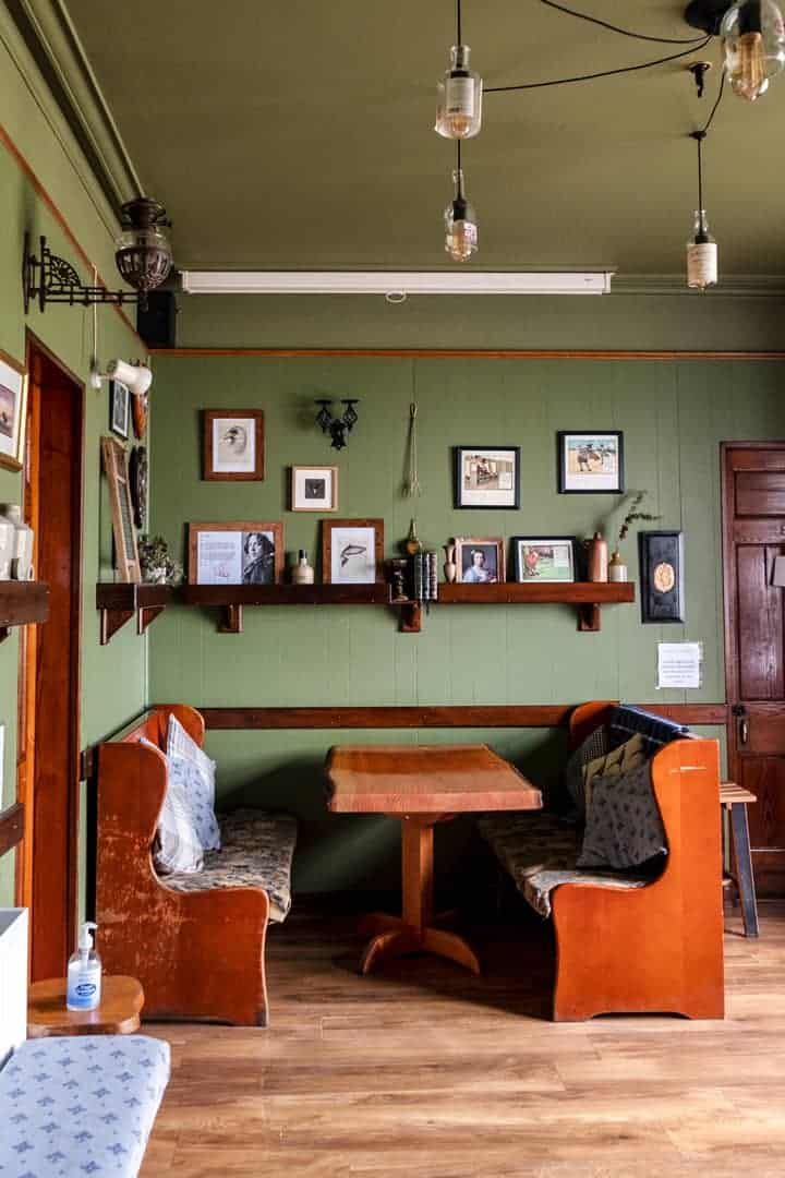 Bar at the Whitebridge Hotel