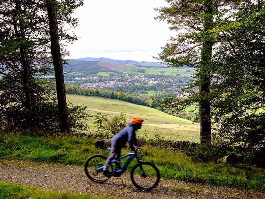 Glentress Peebles