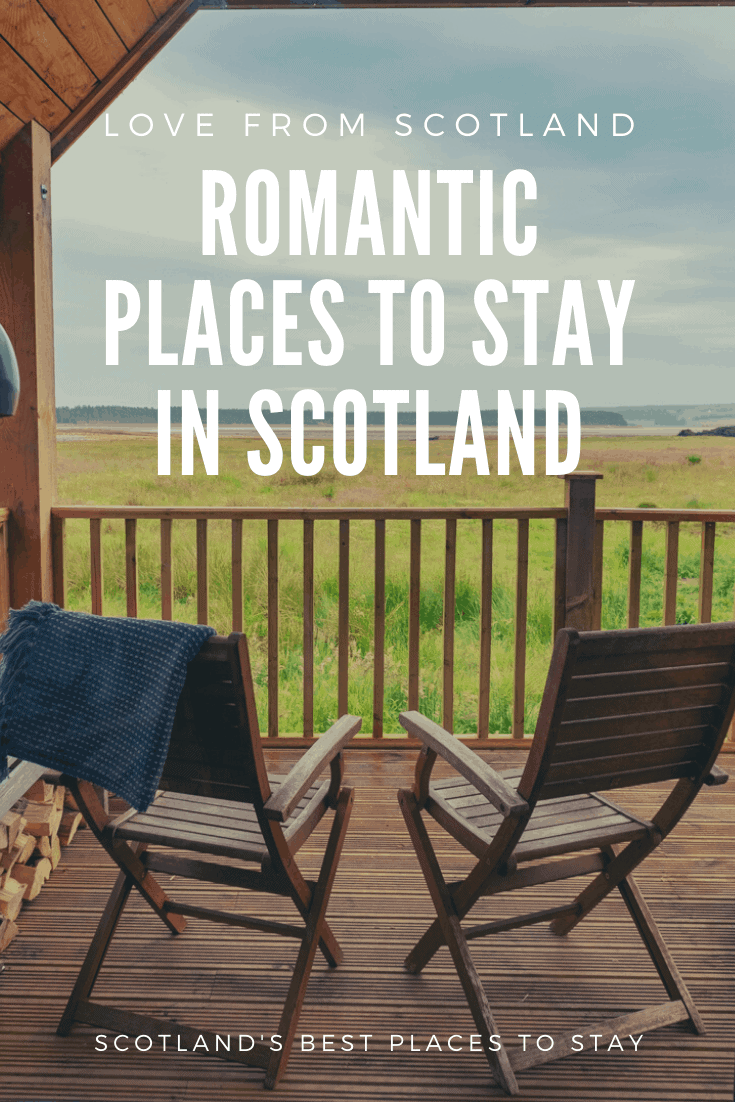 Whether you are planning your honeymoon or just want to whisk your partner away for the weekend, here are my favourite places for a romantic getaway in Scotland.