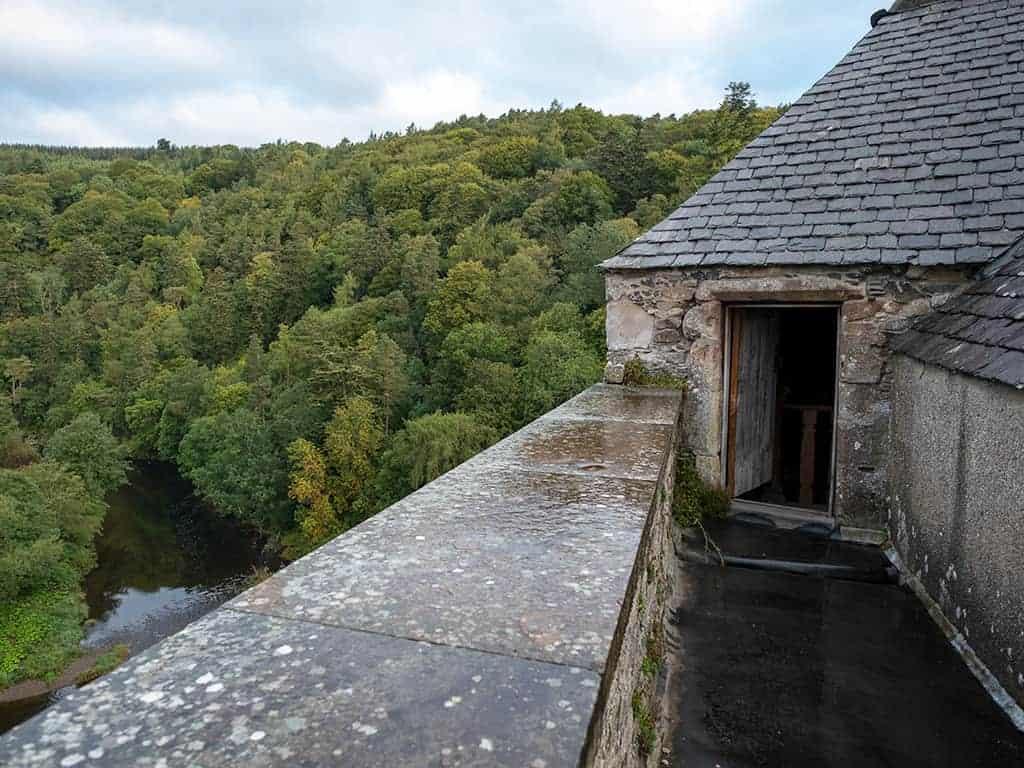 Neidpath Castle Peebles