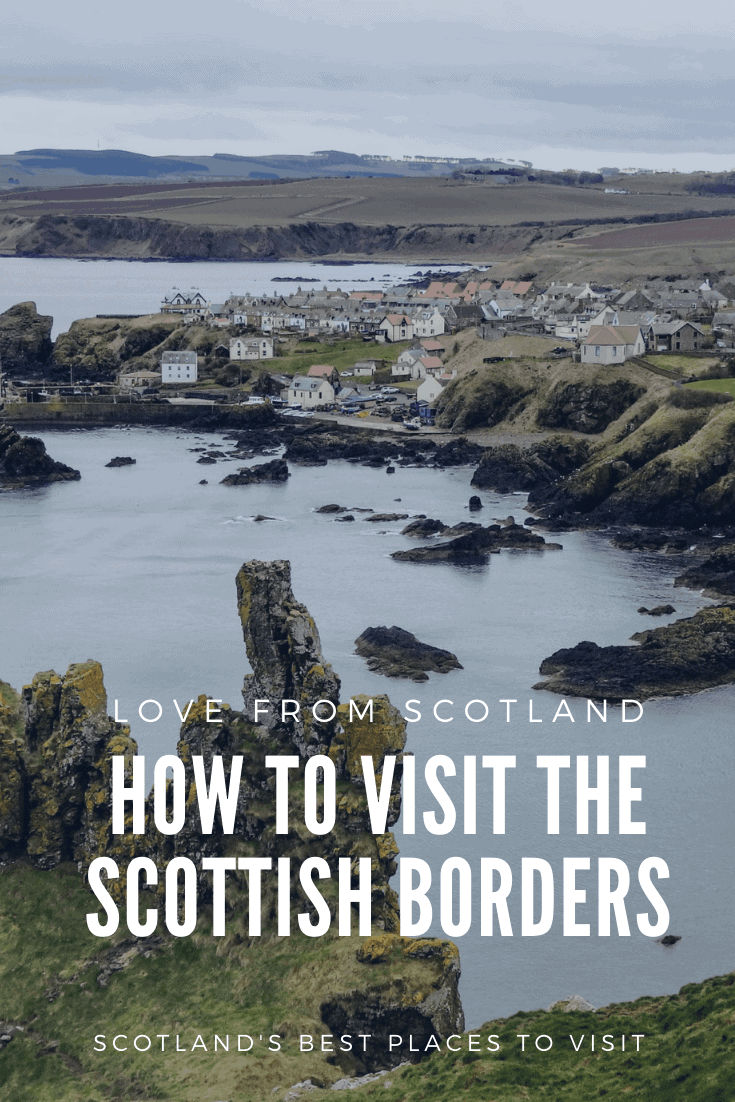 If you want to go on a day trip from Edinburgh where better to go than the Scottish Borders and Midlothian. Here are 7+ Scottish Borders Itineraries