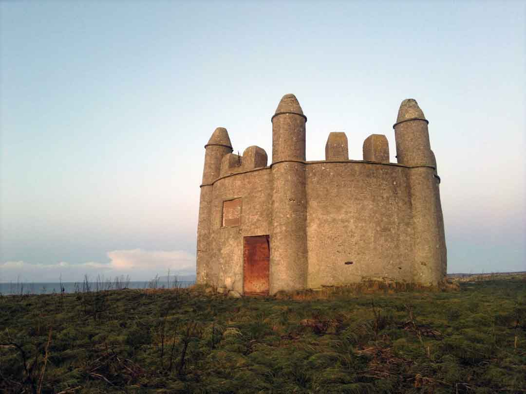 Harald's Mausoleum Thurso Caithness - things to do