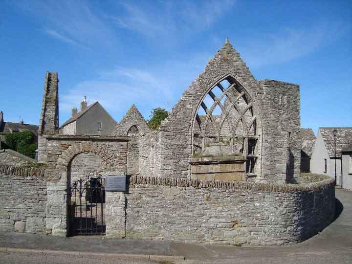 Old St Peter's Kirk Thurso