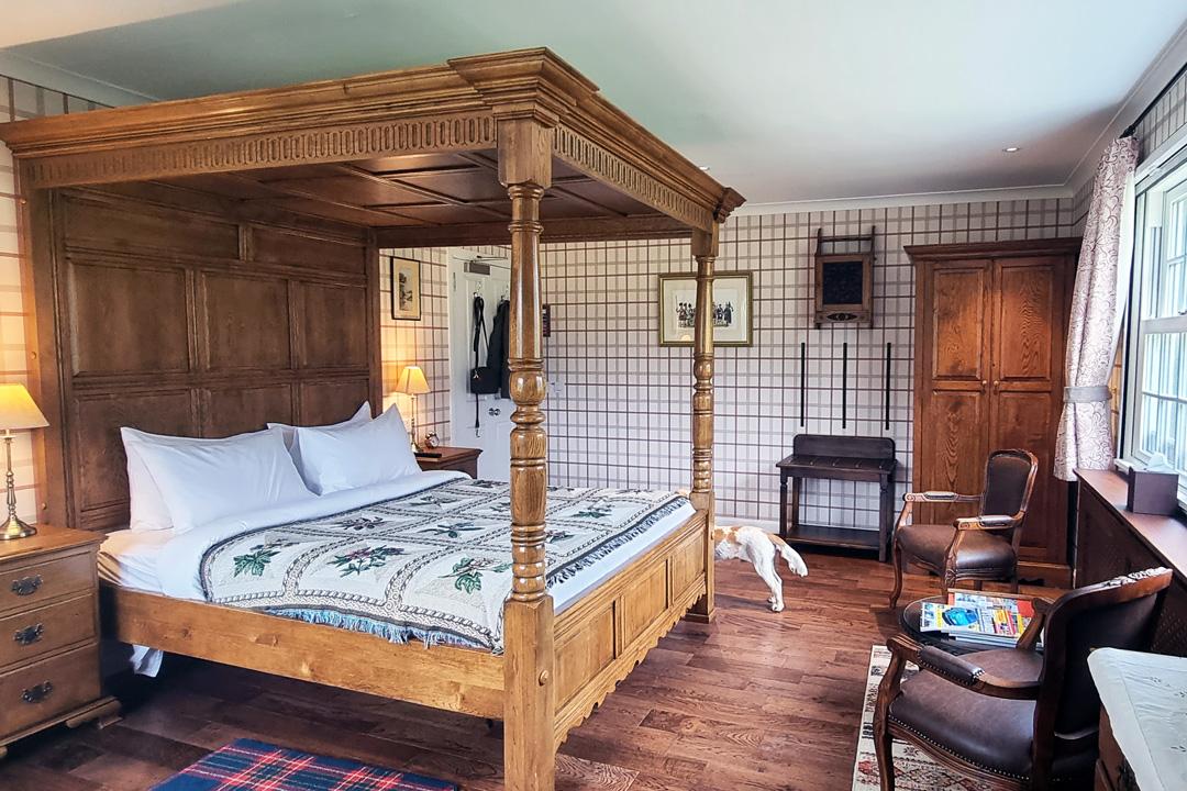 Cluanie Inn Highland Suite