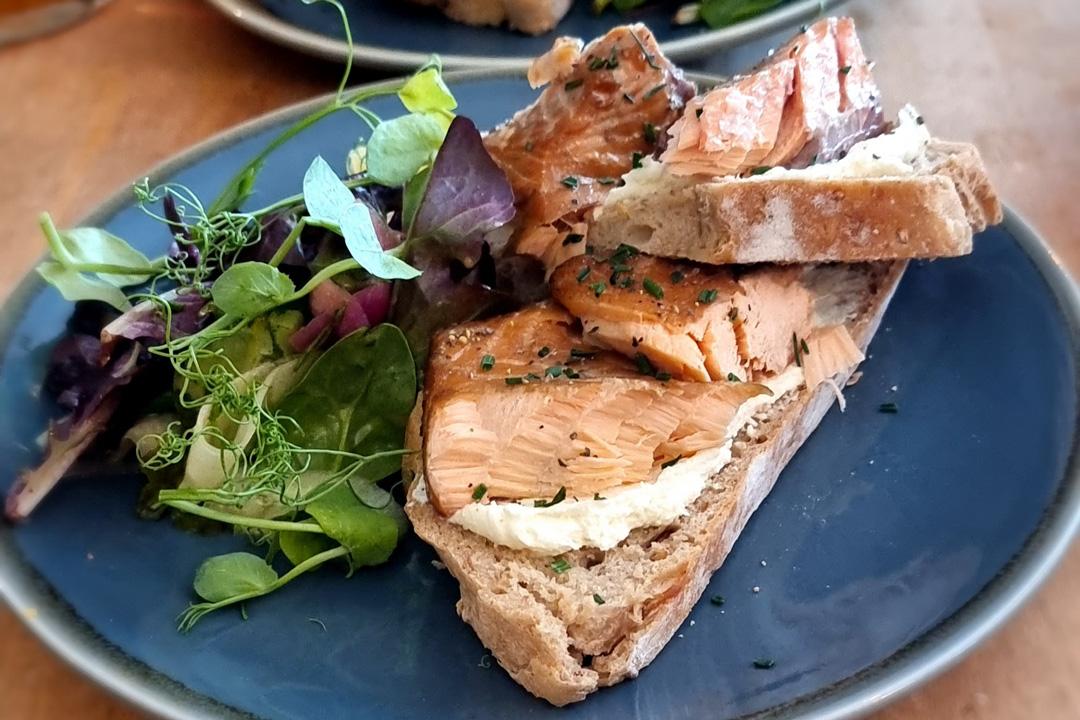 Glenelg Inn Food
