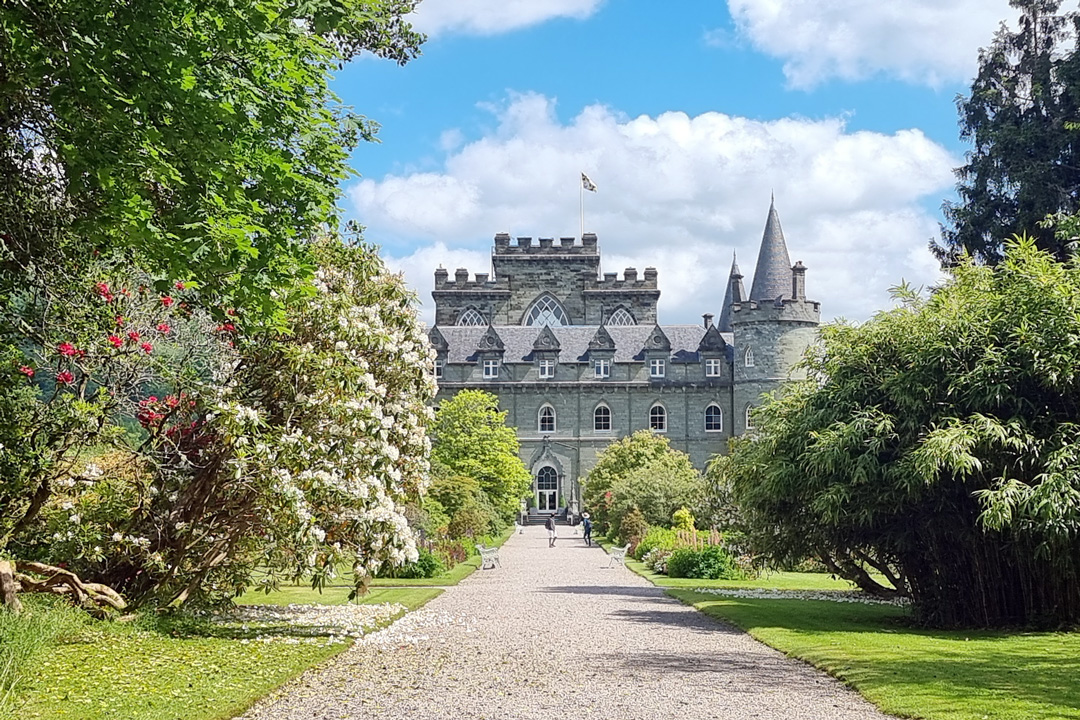 Things to do in Inveraray, Argyll